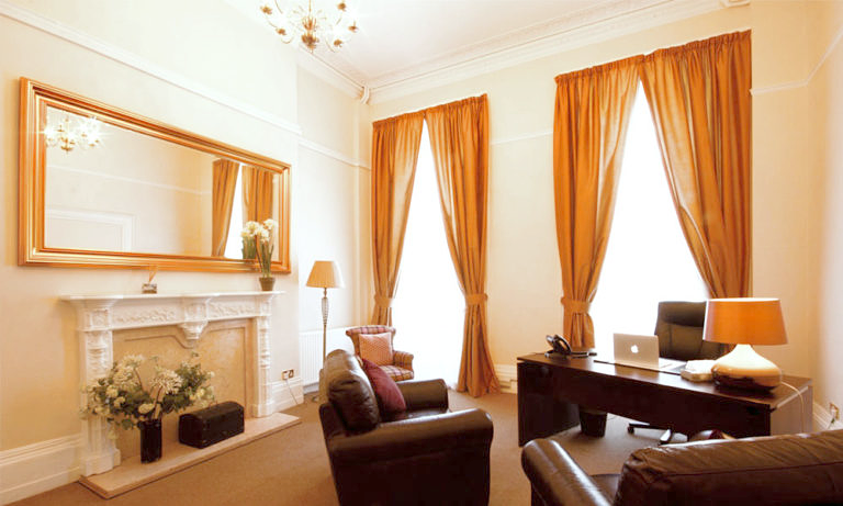 Best therapy rooms in harley street